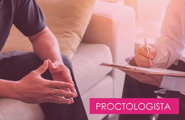 Proctologista - Clínica Doutor Dorgan